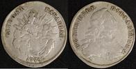 1/2 Taler 1754 Bayern Max III. Joseph (1745-77) ss-  50,00 EUR  zzgl. 5,00 EUR Versand