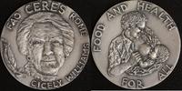 AG-Medaille 1977 F.A.O. Ceres Dr. Cicely Williams   60,00 EUR  zzgl. 5,00 EUR Versand