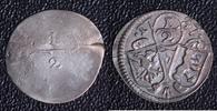 1/2 Kreuzer 1737 Schweiz Appenzell-Innerrhoden ss/kl.Srf.  55,00 EUR