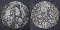 6 Groschen 1761 -selten- Russland/ Königsberg  Elisabeth I. s-ss/Bel.!  280,00 EUR  zzgl. 5,00 EUR Versand
