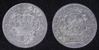 4 Kreuzer 1763 Brandenburg-Bayreuth Friedrich Christian f.vz  125,00 EUR  zzgl. 5,00 EUR Versand