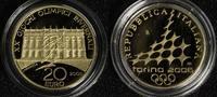 20 Euro 2005 Italien Olympia Turin ´06 - Palazzo Madama PP*/l.Pat.  295,00 EUR  zzgl. 5,00 EUR Versand