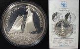 25 Dollar - 5 Unzen 1987 Samoa America´s Cup - Perth Australia PP*/l.Be... 190,00 EUR  zzgl. 5,00 EUR Versand