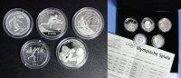 Satz diverse  Olympia Andorra, Bulgarien, Mongolei, Nordkorea, Uganda P... 88,00 EUR  +  10,00 EUR shipping