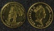 20 Dollars 1995 Cook Islands G. Washington - 500 Jahre Amerika - Gold P... 65,00 EUR  zzgl. 5,00 EUR Versand