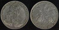 Taler 1759 L Nürnberg Franz I.  f.ss  235,00 EUR  zzgl. 5,00 EUR Versand