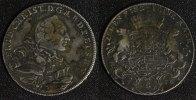 Taler 1766 ES Brandenburg-Bayreuth Friedrich Christian s-ss/ dunkle Pat... 150,00 EUR  zzgl. 5,00 EUR Versand