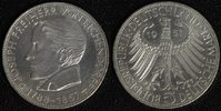 5 Mark 1957 BRD Joseph Freiherr v. Eichendorff vz-st/kl.Rf.  188,00 EUR  zzgl. 5,00 EUR Versand