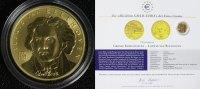 50 Euro - Gold 2005 Österreich Beethoven handgehoben/Zert.*  480,00 EUR  +  10,00 EUR shipping