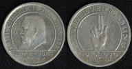 5 Mark 1929 G Weimar 10 Jahre Verfassung ss  120,00 EUR  zzgl. 5,00 EUR Versand