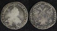 20 Kopeken 1770 Russland Katharina II. - St. Petersburg s+  90,00 EUR  zzgl. 5,00 EUR Versand