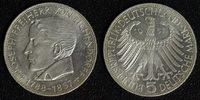 5 Mark 1957 BRD Eichendorff vz-st/kl.Kr.  188,00 EUR  zzgl. 5,00 EUR Versand