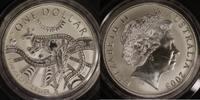 1 Dollar 2003 Australien Känguru st  50,00 EUR  zzgl. 5,00 EUR Versand