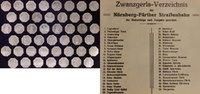 Satz Straba Notgeld 1921 Nürnberg Straba- Notgeld - 45 Münzen vz/st  55,00 EUR  +  10,00 EUR shipping