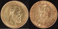 10 Mark 1888 Preußen Friedrich Wilhelm III.(1888) vz  225,00 EUR  zzgl. 5,00 EUR Versand