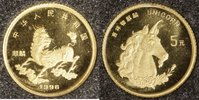 5 Yuan 1996 China Einhorn st  140,00 EUR
