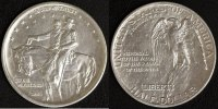 1/2 Dollar 1925 USA Stone mountain vz-st  40,00 EUR