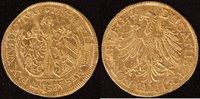 Dukat 1635 Nürnberg Friedenswunsch wellig, Kr.sonst vz  950,00 EUR kostenloser Versand