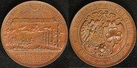 Br-Medaille 1885 Nürnberg-Fürth 50 Jahre Eisenbahn vz  95,00 EUR  zzgl. 5,00 EUR Versand