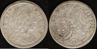 30 Kreuzer 1732 Bayern Carl Albrecht (1726-45) ss  35,00 EUR  zzgl. 5,00 EUR Versand