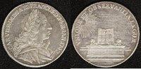 Krönungsjeton 1742 Frankfurt Karl VII.  vz  190,00 EUR  zzgl. 5,00 EUR Versand