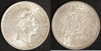 2 Mark 1904 Preußen Wilhelm II. (1888-1918) vz  40,00 EUR  zzgl. 5,00 EUR Versand