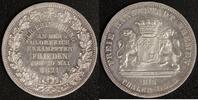 Siegestaler 1871 Bremen  vz-st, Rf.  125,00 EUR  zzgl. 5,00 EUR Versand