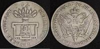 32 Schilling 1796 Hamburg, Stadt  ss  50,00 EUR  zzgl. 5,00 EUR Versand