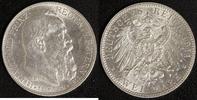2 Mark 1911 Bayern Prinzregent vz  20,00 EUR  zzgl. 5,00 EUR Versand
