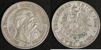2 Mark 1888 Preußen Friedrich Hitzespuren  20,00 EUR  zzgl. 5,00 EUR Versand