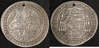 1/2 Taler 1694 Salzburg Joh. Ernst 1687-1709 gelocht sonst ss-vz/  90,00 EUR  zzgl. 5,00 EUR Versand