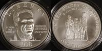 1 Dollar 1998 USA Black Patriots st / OVP/ Zert./ Etui  90,00 EUR  zzgl. 5,00 EUR Versand