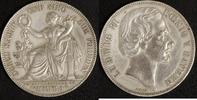 Siegestaler 1871 Bayern Ludwig II. s-ss  50,00 EUR  zzgl. 5,00 EUR Versand