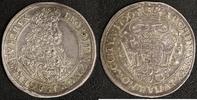 1/2 Taler 1700 Österreich Leopold I. ss-vz, Rf  200,00 EUR  zzgl. 5,00 EUR Versand