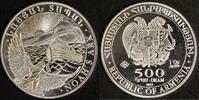 500 Dram 2011 Armenien Arche Noah vz-st  40,00 EUR  zzgl. 5,00 EUR Versand