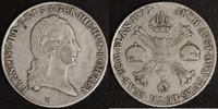 Taler 1793 M Österreich Franz II. ss  55,00 EUR  zzgl. 5,00 EUR Versand