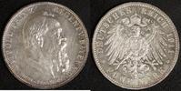 5 Mark 1911 Bayern Prinzregent Luitpold vz  85,00 EUR  zzgl. 5,00 EUR Versand