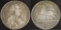2/3 Taler 1764 Braunschweig-Wolfenbüttel Karl I. (1735-80) s-ss  60,00 EUR  zzgl. 5,00 EUR Versand