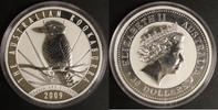 30 Dollars 2009 Australien 30 $ - 1Kilo Ag - Kookaburra 2009 st  645,00 EUR kostenloser Versand