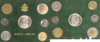 10-1000 Lire 1992 Vatikan Joh. Paul II. st  50,00 EUR  zzgl. 5,00 EUR Versand