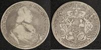 1/2 Taler 1764 Nbg Eichstätt Raimund Anton von Strasoldo (1757-81) ss-  350,00 EUR kostenloser Versand