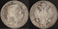 2 Florin 1870 A Österrich / Kaiserreich Franz Joseph I. vz  220,00 EUR  zzgl. 5,00 EUR Versand