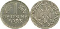 1 DM 1955 G BRD 1955G vz !! vz  125,00 EUR  +  8,50 EUR shipping