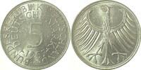 5 DM 1957 G d 1957G vz/st vz/st  165,00 EUR  +  8,00 EUR shipping
