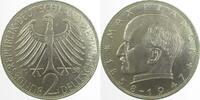 2 DM  BRD Max Planck 58J bfr/st Erstabschlag (EA)! ! bfr  /  st  110,00 EUR  +  8,50 EUR shipping