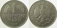 1 DM 1956 G d 1956G bfr/stgl Erstabschlag (EA)! ! bfr  /  stgl  145,50 EUR  +  8,00 EUR shipping