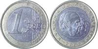 Welt  1 Euro Monaco 2001