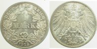 d  1913 F st 1 Mark  1913F prfr/stgl 179.25 US$