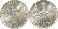 5 DM 1959 G  1959G f.stgl f.stgl  165,00 EUR kostenloser Versand
