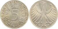 5 DM 1959G prfr/stgl